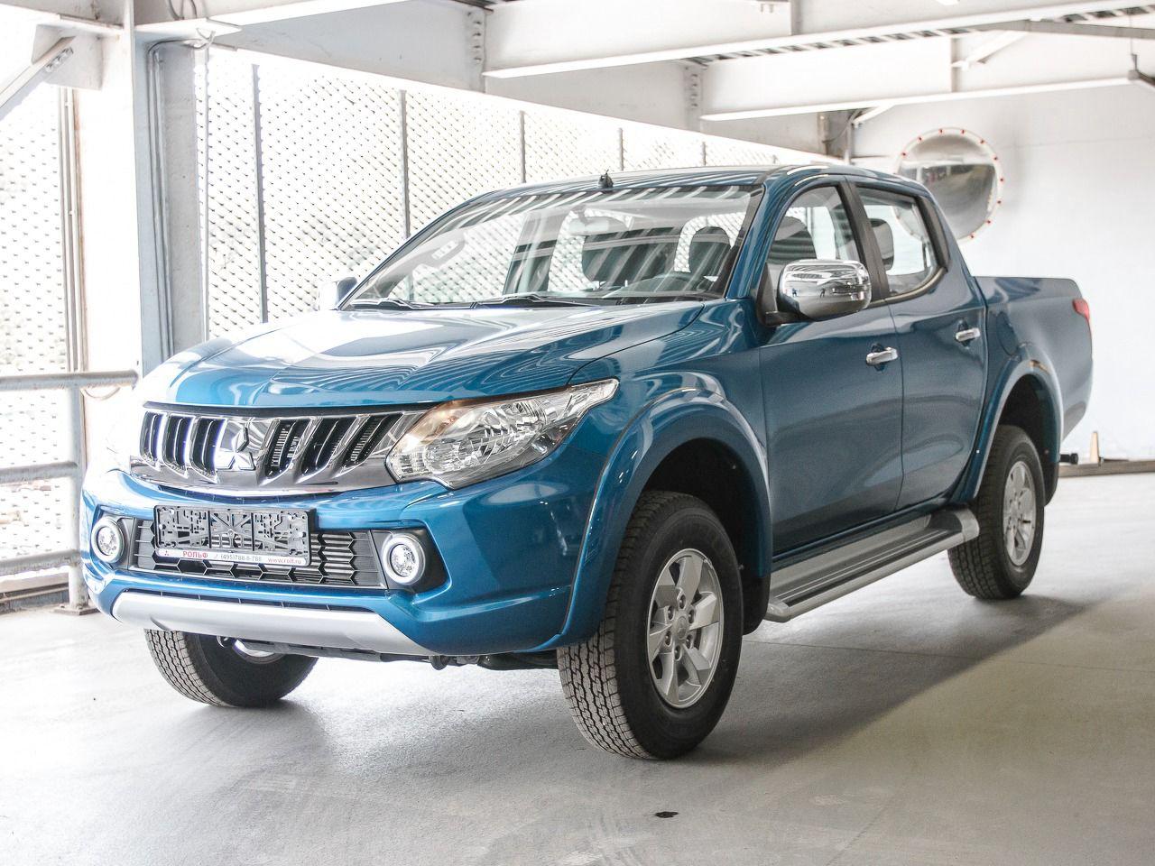 Новый Mitsubishi L200 станет более легковым