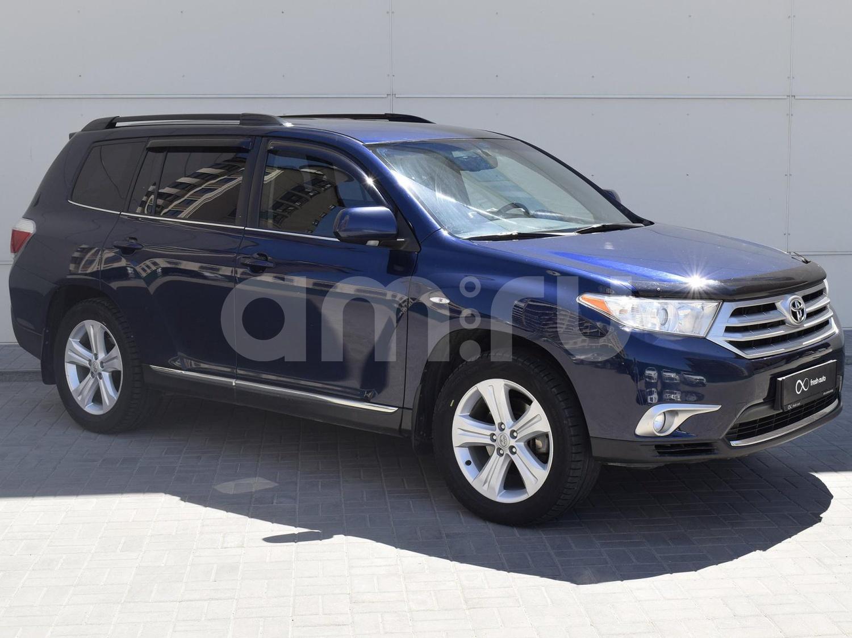 Toyota Highlander 273 л с