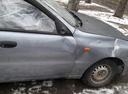 Подержанный Chevrolet Aveo, серый , цена 40 000 руб. в республике Татарстане, битый состояние