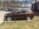 Подержанный Geely X7, коричневый металлик, цена 765 000 руб. в Екатеринбурге, отличное состояние