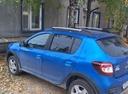 Подержанный Renault Sandero, синий металлик, цена 600 000 руб. в ао. Ханты-Мансийском Автономном округе - Югре, отличное состояние