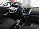 Подержанный Hyundai Solaris, бежевый, 2015 года выпуска, цена 559 000 руб. в Санкт-Петербурге, автосалон NORTH-AUTO