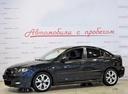 Подержанный Mazda 3, черный, 2008 года выпуска, цена 329 000 руб. в Санкт-Петербурге, автосалон