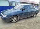 Подержанный ВАЗ (Lada) 2110, синий , цена 150 000 руб. в ао. Ханты-Мансийском Автономном округе - Югре, хорошее состояние