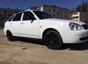 Подержанный ВАЗ (Lada) Priora, белый , цена 233 000 руб. в Екатеринбурге, хорошее состояние