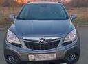 Подержанный Opel Mokka, серый , цена 770 000 руб. в Омске, отличное состояние