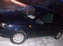 Подержанный ВАЗ (Lada) Kalina, фиолетовый , цена 140 000 руб. в Челябинской области, хорошее состояние
