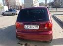 Подержанный Daewoo Matiz, вишневый , цена 150 000 руб. в Екатеринбурге, хорошее состояние