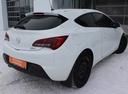 Подержанный Opel Astra, белый, 2013 года выпуска, цена 609 000 руб. в Екатеринбурге, автосалон Автобан-Запад
