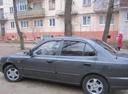 Подержанный Hyundai Accent, серый , цена 240 000 руб. в Челябинской области, отличное состояние
