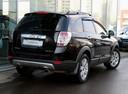 Подержанный Chevrolet Captiva, черный, 2008 года выпуска, цена 557 000 руб. в Москве и области, автосалон