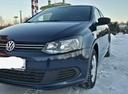 Подержанный Volkswagen Polo, синий металлик, цена 460 000 руб. в республике Татарстане, отличное состояние