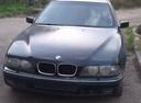 Подержанный BMW 5 серия, зеленый , цена 240 000 руб. в Нижнем Новгороде, хорошее состояние