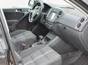 Подержанный Volkswagen Tiguan, черный, 2010 года выпуска, цена 730 000 руб. в Калуге, автосалон Мега Авто Калуга