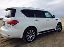 Подержанный Infiniti QX-Series, белый , цена 2 000 000 руб. в ао. Ханты-Мансийском Автономном округе - Югре, отличное состояние