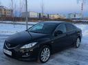 Подержанный Mazda 6, черный , цена 650 000 руб. в ао. Ханты-Мансийском Автономном округе - Югре, хорошее состояние