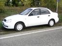 Подержанный ЗАЗ Lanos, белый , цена 185 000 руб. в Самаре, отличное состояние