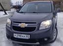 Подержанный Chevrolet Orlando, серый перламутр, цена 750 000 руб. в Пскове, отличное состояние