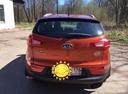 Подержанный Kia Sportage, оранжевый , цена 740 000 руб. в Санкт-Петербурге, отличное состояние