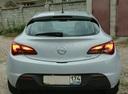 Подержанный Opel Astra, серебряный металлик, цена 590 000 руб. в Челябинской области, отличное состояние