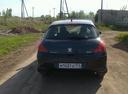 Подержанный Peugeot 308, синий , цена 360 000 руб. в Челябинской области, хорошее состояние