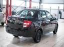 Новый ВАЗ (Lada) Granta, черный , 2017 года выпуска, цена 462 700 руб. в автосалоне Березовский Лада-Центр
