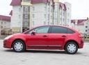 Подержанный Citroen C4, красный , цена 319 000 руб. в Воронежской области, хорошее состояние