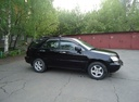 Подержанный Lexus RX, черный , цена 450 000 руб. в Кемеровской области, отличное состояние