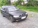 Подержанный Daewoo Nubira, черный , цена 63 000 руб. в Челябинской области, среднее состояние