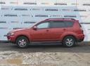 Подержанный Mitsubishi Outlander, красный, 2011 года выпуска, цена 797 000 руб. в Калуге, автосалон Мега Авто Калуга