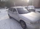 Подержанный ВАЗ (Lada) 2112, серебряный , цена 60 000 руб. в Челябинской области, хорошее состояние