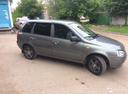 Подержанный ВАЗ (Lada) Kalina, серый , цена 215 000 руб. в Самаре, хорошее состояние