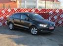 Подержанный Volkswagen Polo, черный, 2012 года выпуска, цена 399 000 руб. в Санкт-Петербурге, автосалон