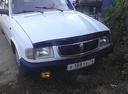 Подержанный ГАЗ 3110 Волга, белый , цена 50 000 руб. в Челябинской области, хорошее состояние
