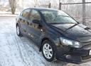 Подержанный Volkswagen Polo, черный металлик, цена 460 000 руб. в Смоленской области, отличное состояние