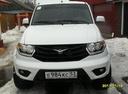 Подержанный УАЗ Patriot, белый , цена 700 000 руб. в Новгородской области, отличное состояние