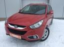 Подержанный Hyundai ix35, красный, 2013 года выпуска, цена 969 000 руб. в Екатеринбурге, автосалон