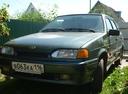 Подержанный ВАЗ (Lada) 2114, зеленый металлик, цена 145 000 руб. в республике Татарстане, хорошее состояние