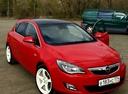 Авто Opel Astra, , 2010 года выпуска, цена 560 000 руб., Челябинская область
