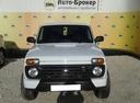 Подержанный ВАЗ (Lada) 4x4, белый, 2015 года выпуска, цена 420 000 руб. в Самаре, автосалон Авто-Брокер на Антонова-Овсеенко