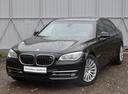 Подержанный BMW 7 серия, черный, 2013 года выпуска, цена 11 900 000 руб. в Москве и области, автосалон БалтАвтоТрейд-М