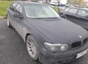 Подержанный BMW 7 серия, черный матовый, цена 200 000 руб. в ао. Ханты-Мансийском Автономном округе - Югре, хорошее состояние