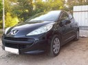 Подержанный Peugeot 207, черный , цена 285 000 руб. в Смоленской области, хорошее состояние