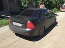 Подержанный ВАЗ (Lada) Priora, черный , цена 230 000 руб. в Челябинской области, хорошее состояние