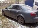 Подержанный Audi A4, серый , цена 310 000 руб. в Челябинской области, среднее состояние