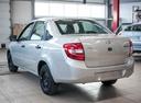 Новый ВАЗ (Lada) Granta, серебряный , 2017 года выпуска, цена 425 600 руб. в автосалоне Березовский Лада-Центр