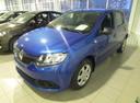 Подержанный Renault Sandero, синий, 2016 года выпуска, цена 551 000 руб. в Ростове-на-Дону, автосалон