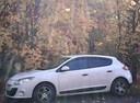 Подержанный Renault Megane, белый , цена 360 000 руб. в республике Татарстане, хорошее состояние