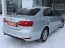 Подержанный Volkswagen Jetta, серебряный, 2014 года выпуска, цена 679 000 руб. в Екатеринбурге, автосалон Автобан-Запад