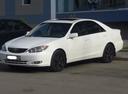Подержанный Toyota Camry, белый , цена 470 000 руб. в Томской области, хорошее состояние